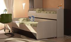 Кровать 2-х уровневая Мийа-2
