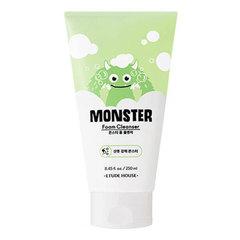 Etude House Monster Foam Cleanser - Пенка для умывания освежающая