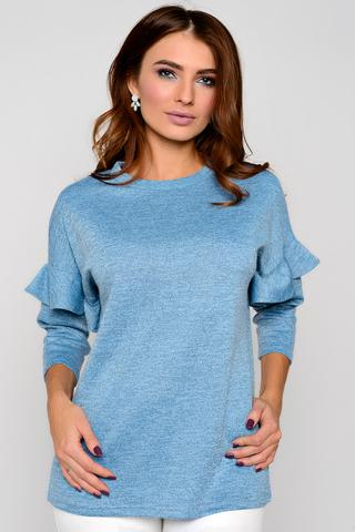 <p>Отличная, уютная блузка для романтичной особы.</p>