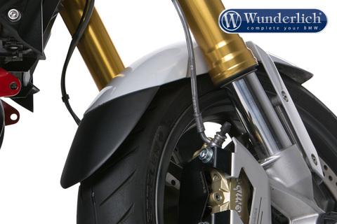 Удлиннитель крыла переднее BMW F800R/R1200R LC черный