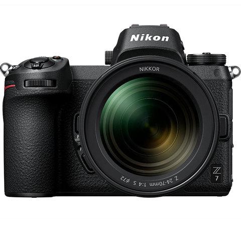Фотоаппарат Nikon Z7 Kit 24-70/4 S