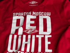 Футболка Спартак