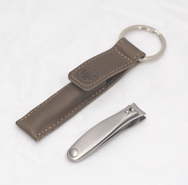 Маникюрный набор-брелок в футляре Solinger Dovo 4054056