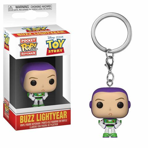 Брелок Funko Pocket POP! Keychain: Disney: Toy Story: Buzz 37019-PDQ