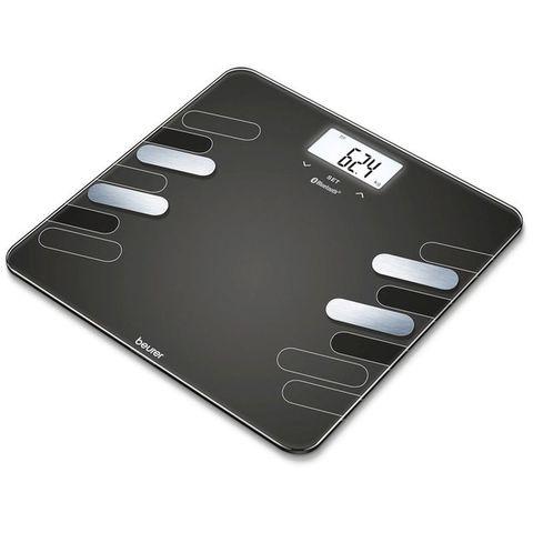 Весы напольные электронные Beurer (B-BF600B) макс.180кг черный