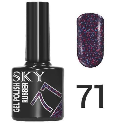 Sky Гель-лак трёхфазный тон №071 10мл