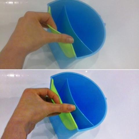 Ковшик для мытья волос с рисунком Babyono, фото3