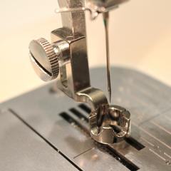 Лапка литая для стежки СХМС по линейке на промышленной машине