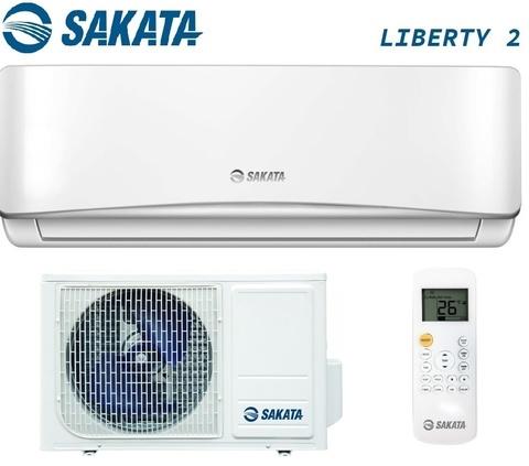 SAKATA Liberty 2 SIH - 60 SGC на 60 кв.м.