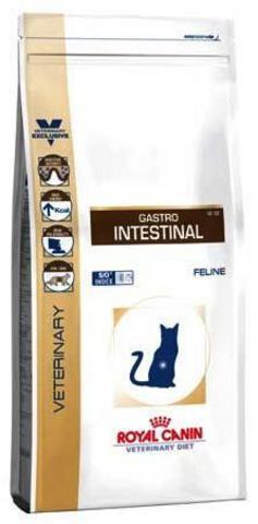 R.С. Гастро Интестинал GI32 д/кошек при заболеваниях печени и нарушениях пищеварения 2кг*6