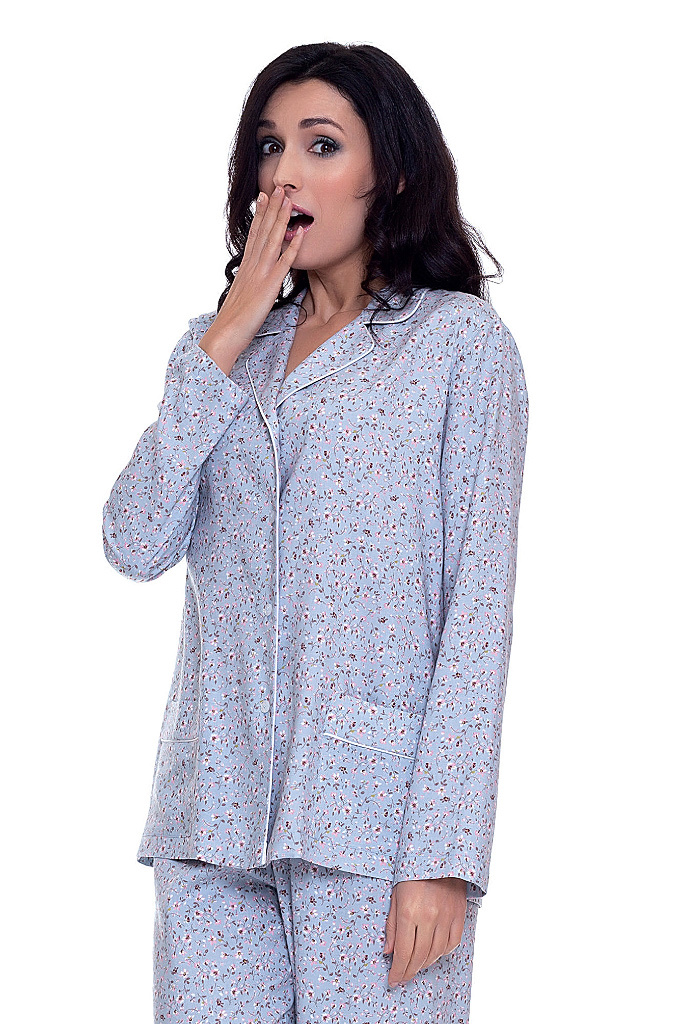 Женская пижама в цветочный рисунок DolceVita