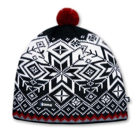 Картинка шапка Kama Aw41 Black