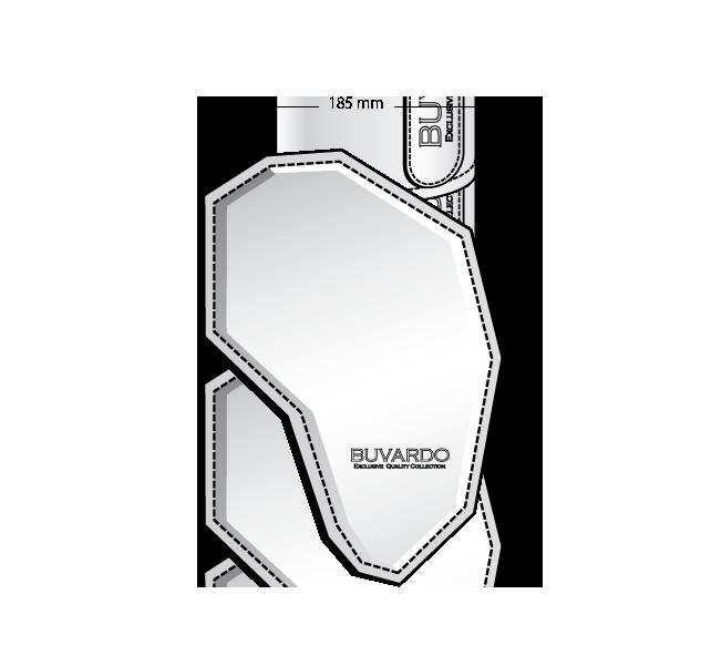 Схема  коврика для мыши Lambo Classic.