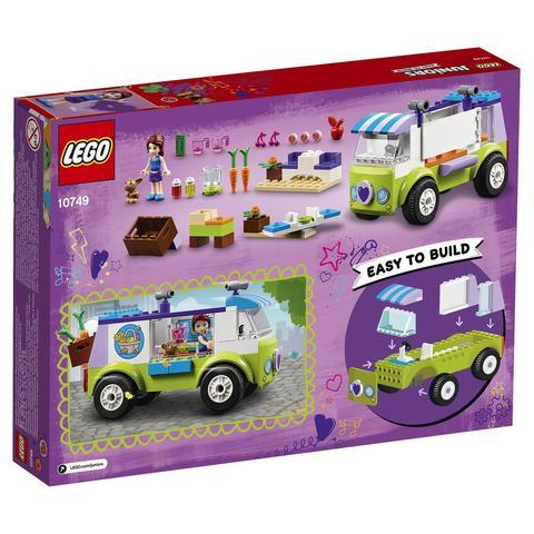LEGO Juniors: Рынок органических продуктов 10749 — Mia's Organic Food Market — Лего Джуниорс Подростки