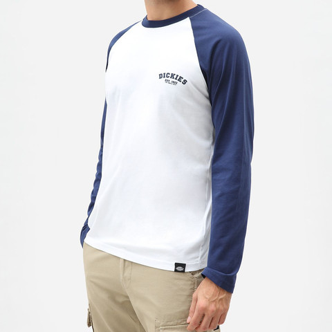 Лонгслив DICKIES Baseball (Deep Blue)
