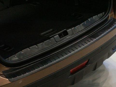 Накладка защита краски в багажник Xray
