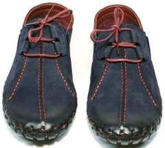 Летние туфли мужские повседневные Luciano Bellini 23406-00 LNBN.