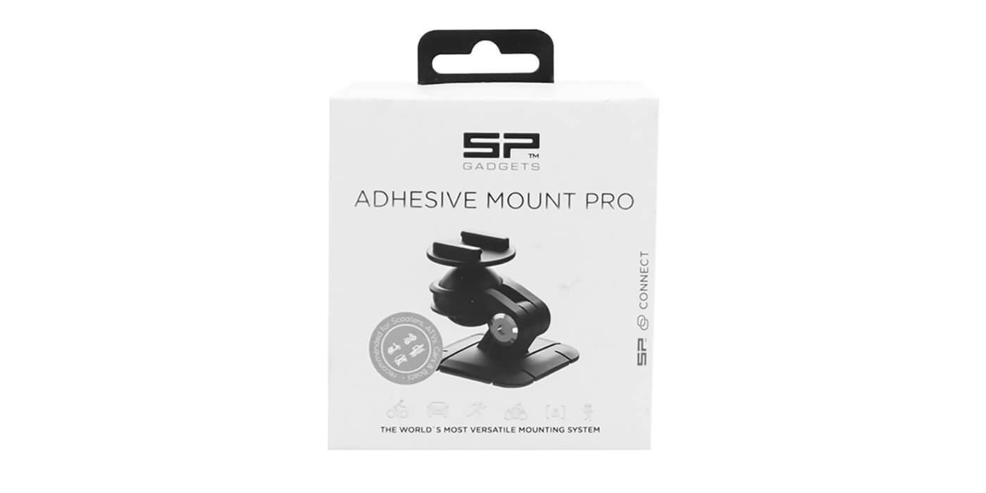 Крепление SP Connect для изогнутых поверхностей ADHESIVE MOUNT PRO упаковка