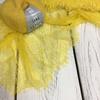 Кружево Тонкое шантильи Yellow