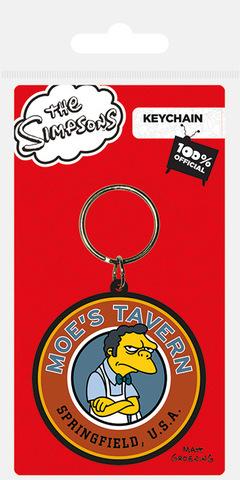 Брелок силиконовый The Simpsons