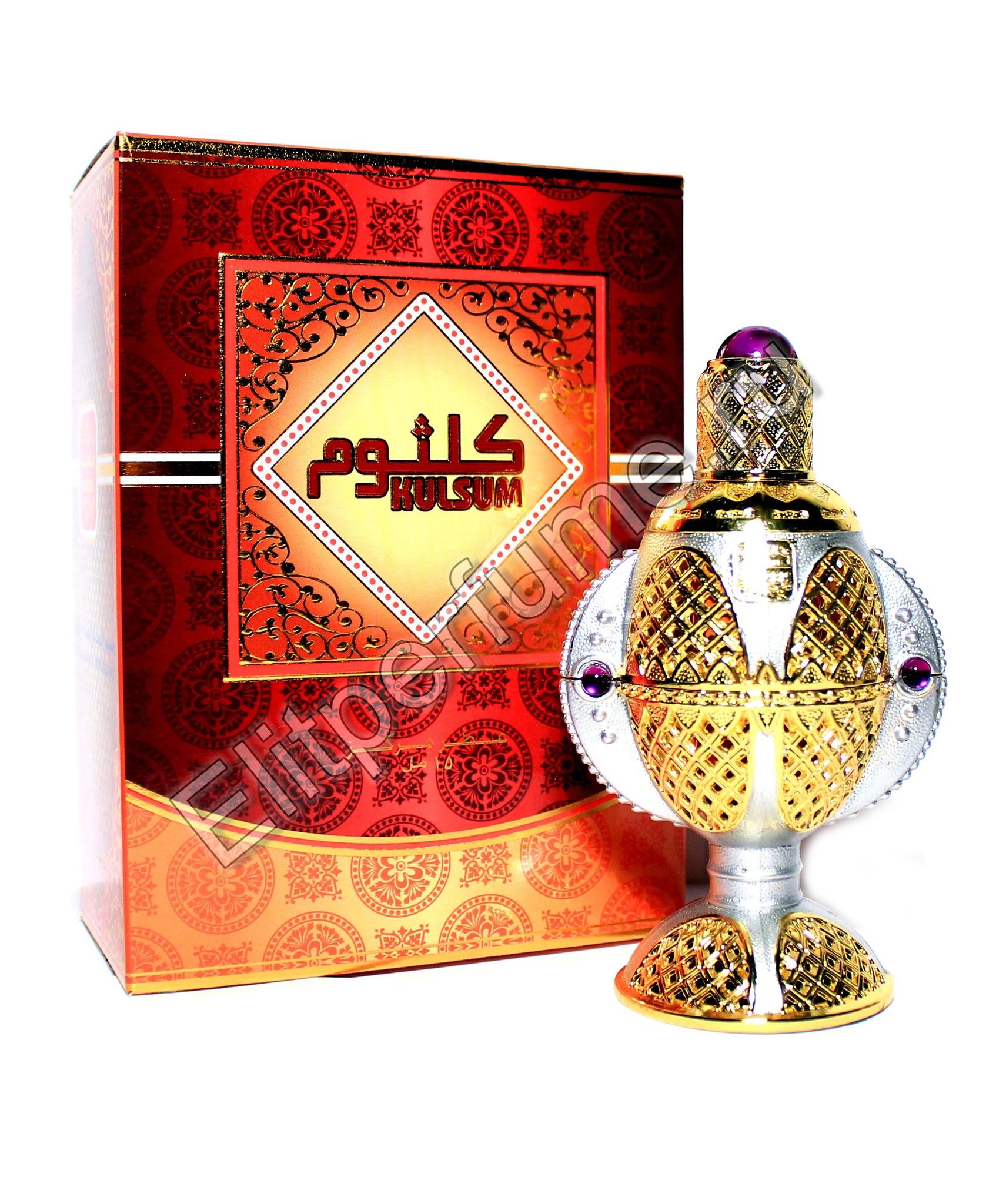 Kulsum Кульсум 15 мл арабские масляные духи от Насим Naseem Perfumes
