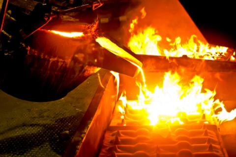 Пример ПНООЛР для металлургического завода