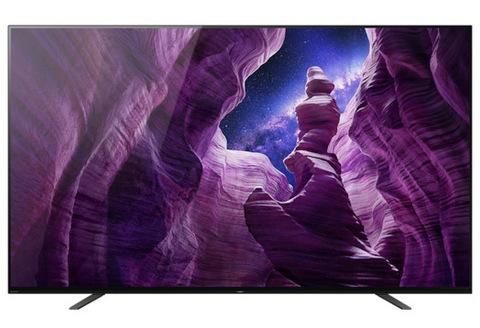 KD-55A8 OLED телевизор Sony купить в Sony Centre Воронеж