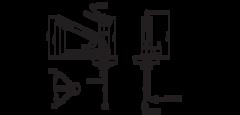 Схема Omoikiri Tonami-WH