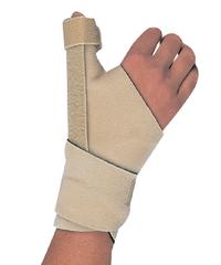 Тутор для фиксации большого пальца DonJoy Universal thumb wrist support