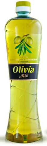 Масло подсолнечно-оливковое