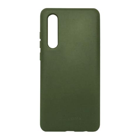 Чехол SOLOMA для телефона Huawei P30 Мох