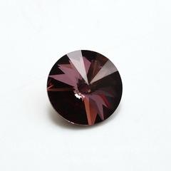 1122 Rivoli Ювелирные стразы Сваровски Crystal Antique Pink (14 мм)