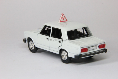 VAZ-2105 Lada Driving school ROSTO Agat Mossar Tantal 1:43