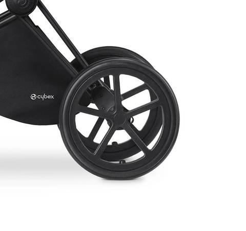 Комплект задних колес Trekking Matt Black для коляски Cybex Priam