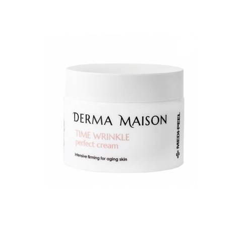Интенсивно Разглаживающий Крем Против Морщин MEDI-PEEL Derma Maison Time Wrinkle Perfect Cream