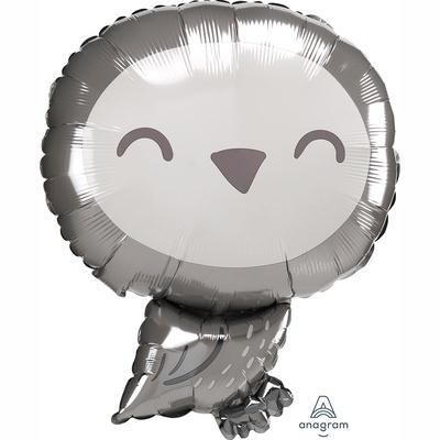 Фигурный шар, Сова серая