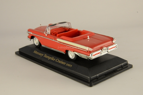 Mercury Turnpike Cruiser Road Signature 1:43
