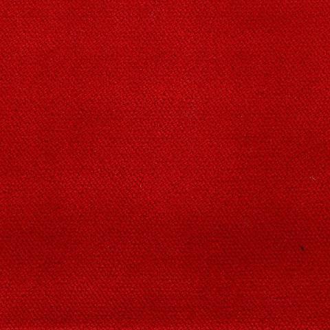 Бархат негорючий красный, ширина - 150 см., 380 гр./м2. арт. BR/17VN