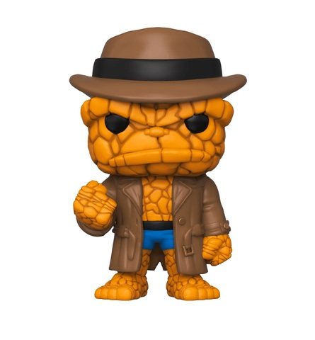 Фигурка Funko POP! Bobble: Marvel: Fantastic Four: The Thing (Disguised) (Exc) 44989