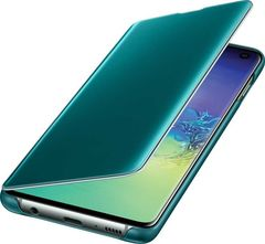 Чехол SAMSUNG Clear View Cover для Samsung Galaxy S10 Зеленый