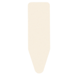 "Чехол ""PerfectFit"" 124х45см (С), 4 мм фетра + 4 мм поролона, Экрю, артикул 322167, производитель - Brabantia"