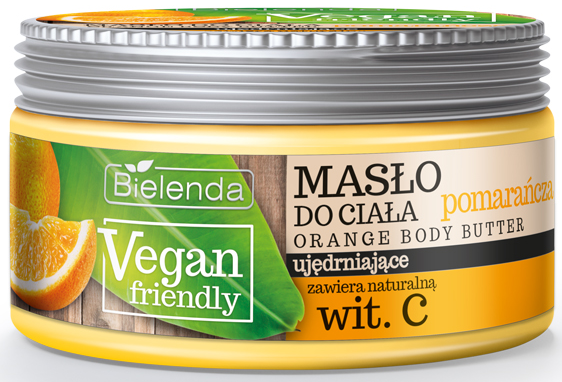 VEGAN FRIENDLY Масло для тела Апельсин, 250 мл