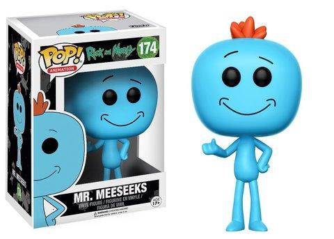 Мистер Мисикс - Рик и Морти || POP! Mr. Meeseeks - Rick & Morty