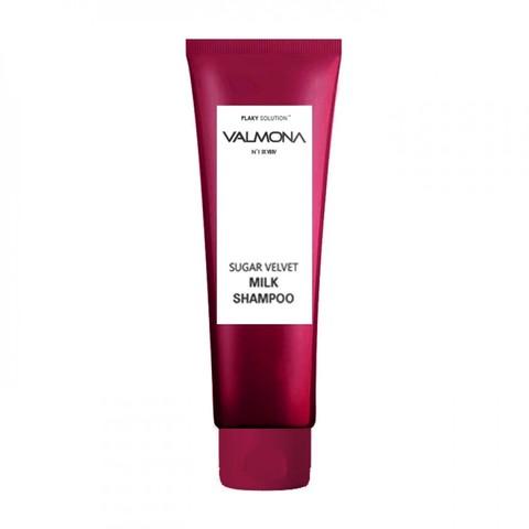Шампунь для волос ягоды VALMONA Sugar Velvet Milk Shampoo 100 мл