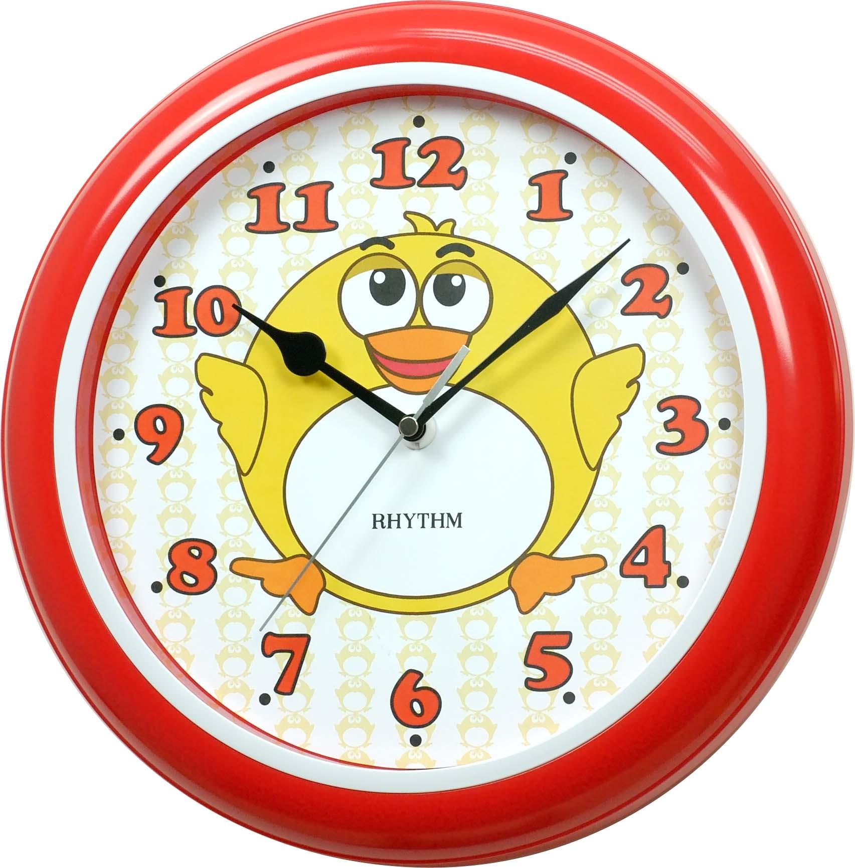 Настенные часы Rhythm CMG505BR01