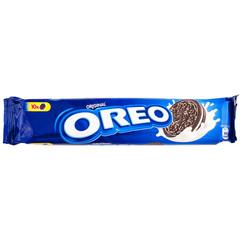 """Печенье """"Oreo"""" с какао и начинкой с ванильным вкусом, 95 г"""