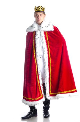 Костюм Короля/Королевская мантия