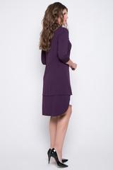 """<p>Строгое офисное платье, имитация """"двойки"""". (Длины: 44-98см; 46-98см; 48-103см; 50-103см)&nbsp;</p>"""