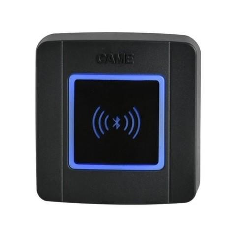 SELB1SDG2 - Считыватель накладной Bluetooth с синей подсветкой для 50 пользователей, цвет по RAL 7024 Came