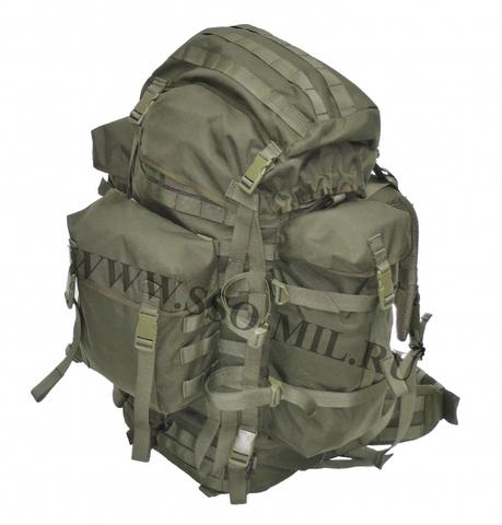 Рюкзак рейдовый ССО Атака-4, 60л., олива, новый